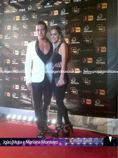 João Mota e Mariana Monteiro assumem relação. Todas as fotos em: http://propagandistasocial.com/festaveraotvi2012