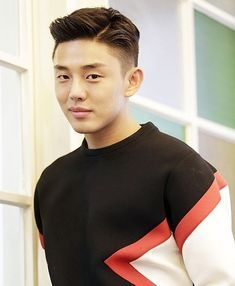 The men's perm type, - Man Fashion Side Part Hairstyles, Classic Hairstyles, Undercut Hairstyles, Boy Hairstyles, Korean Men Hairstyle, Mens Perm, Korean Haircut, Yoo Ah In, Perms