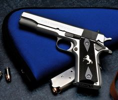 Colt Royal Government 1911, so pretty