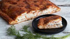 Lohipiirakka | Suolaiset leivonnaiset | Yhteishyvä