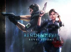 A,B,C...Games: Resident Evil Revelations. Nuevo trailer...