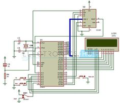 Pin diagram of 8051 microcontroller with description 8051 circuit diagram of digital clock using 8051 microcontroller and rtc ds12c887 ccuart Image collections