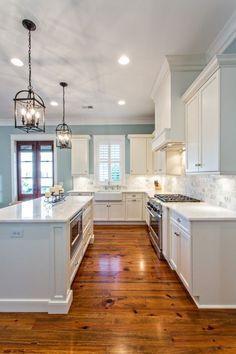 Luxury white kitchen design ideas (7)