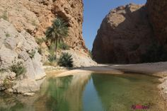 Wadi omaniti | www.romyspace.it