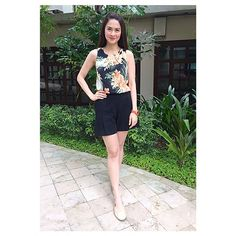 marianriveranude at DuckDuckGo Casual Wear, Casual Outfits, Fashion Outfits, Womens Fashion, Marian Rivera, Royal Beauty, Boss Lady, Daily Fashion, My Idol