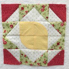 Block 34 of the Splendid Sampler quilt
