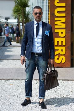 Italian Street Fashion Men Men Street Style