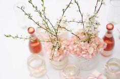 Tischdekoration Vintage spring look by Williams & Gauld - Design. Wedding. Events.