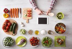 5 aplicaciones para #vegetarianos que no pueden faltar en tu smartphone | La Cocina Alternativa #vegaffinity