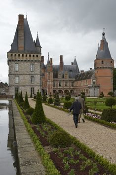 Château de Maintenon - Eure-et-Loir, France