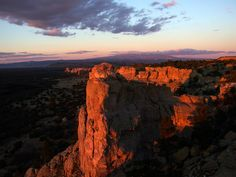 Photo: Canyons in El Malpais National Monument and Conservation Area, New Mexico