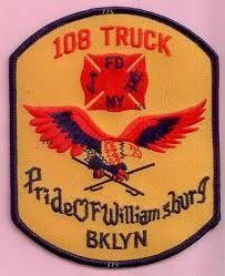New York City Fire Dept. Ladder 108