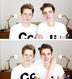 CASPAR AND JOE ARE JUST SUCH AMAZING FRIENDS AND THEY ARE SUCH PERF WHEN MAKING COLLABS TOGETHER. I CANT.