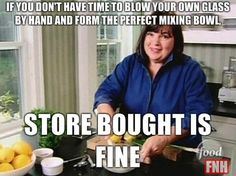 Hometown gal-The Barefoot Contessa