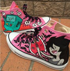 10 Canvas Shoes for Women Men Sneakers Slip Ons Birthday Gift for Outdoor Youth Teens Unisex Rick And Morty Black Low Tops Fans Black White High Low Tops