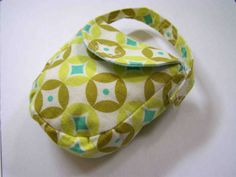 Made by Me. Shared with you.: Sewing for Baby: The Pacifier Pocket
