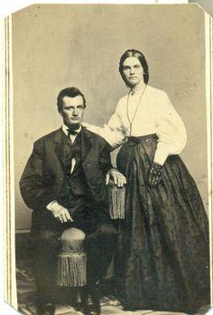 Mr & Mrs Jesse M Higbee, Jamaica, NY