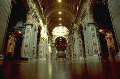 basilica di san marco veduta interna, Venezia