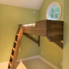 Another loft bed idea.