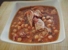 Spanish Kitchen, Spanish Dishes, Spanish Food, Recetas Crock Pot, Tasty Dishes, Chana Masala, Crockpot Recipes, Slow Cooker, Instant Pot