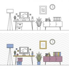 Millions of Free Graphic Resources. ✓ Vectors ✓ Stock Photos ✓ PSD ✓ Icons ✓ All that you need for your Creative Projects Architecture Symbols, Interior Architecture Drawing, Interior Design Sketches, Modern Interior Design, Drawing Furniture, Furniture Design, Coupes Architecture, Diy Embroidery Patterns, Sofa Bed Design