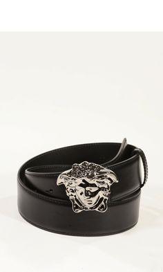 Versace Belt, Versace Logo, Fendi Belt, Leather Belts, Leather Men, Cool Girl Style, My Style, Luxury Belts, Bespoke Clothing