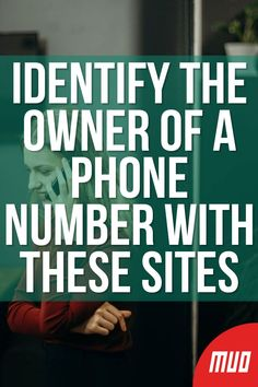 Identify The Owner of a Phone Number With These Sites --- Phone numbers are a little like fingerprints; they can reveal a lot about a person, for example, their name or where they live. Life Hacks Computer, Iphone Life Hacks, Android Phone Hacks, Cell Phone Hacks, Smartphone Hacks, Computer Help, Computer Internet, Cell Phone Holder, Computer Science