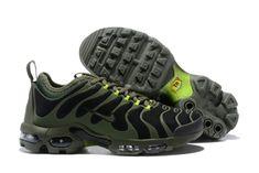 check out 83e72 3e918 Advanced Design Nike Air Max Plus TN Ultra Black River Rock Bright Cactus 898015  006 Sneakers Men's Running Shoes