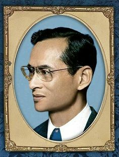 His Majesty King Bhumipol Adulyadej (King  Rama IX)  of Thailand