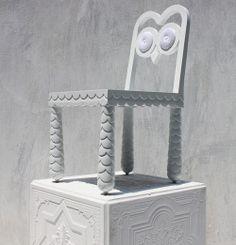 Studio 56th Studio: The Owl Chair