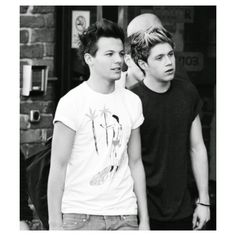 Nouis We Heart It ❤ liked on Polyvore featuring home, home decor, pictures, one direction, pictures., louis tomlinson, niall horan and heart home decor