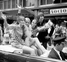 A Dandy In Aspic: Smashing Time - The Ultimate Swinging London Film Fine Art Prints, Framed Prints, Canvas Prints, Smart Set, Swinging London, Girls Slip, London Films, Royal Ascot, The Beatles
