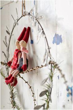 O co chodzi z tym Mailegiem? Christmas Tale, Twelve Days Of Christmas, Nordic Christmas, Little Christmas, Vintage Christmas, Christmas Diy, Country Christmas, Christmas 2019, Merry Christmas
