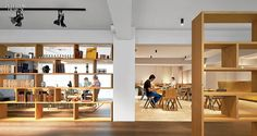Office Fantastic: Paul Crofts Defies Gravity at London's Fold7 | Projects | Interior Design