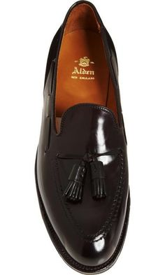 Alden Tassel Loafers Collection