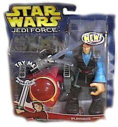 Star Wars Jedi Force Anakin Skywalker Figure