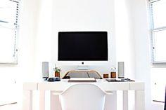 5 ideias e peças para melhorar a organização do seu home office