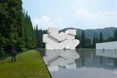 Hangzhou Museum Museum by Steven Holl Architects (2009), Hangzhou, China