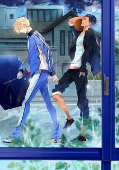 Kise & Aomine   Kuroko no Basket #anime