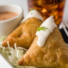 Duck and Black Bean Empanadas