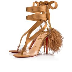 Christian Louboutin United States Official Online Boutique - Marie Edwina 100 Version Nude 3 Leather available online. Discover more Women Shoes by Christian Louboutin Stiletto Heels, High Heels, Stilettos, Louboutin Online, Shoes For School, Christian Louboutin Women, Cute Shoes, Women's Shoes, Shoes Style