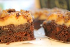 Brownie de San José - Recetízate