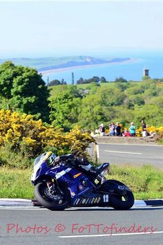 Another shot at Ramsey Hairpin