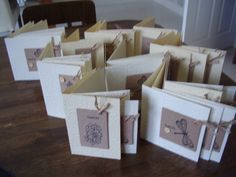 Batch of thank you cards