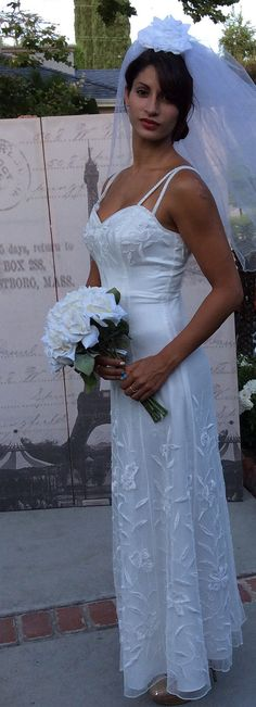 Wedding dress diamond white wedding by ElenaCollectionUSA on Etsy
