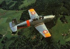 Bilder Pilatus P-3 - Kategorie: Pilatus P-3 - Bild: Pilatus P-3.03 A-807 Luftwaffe, Swiss Air, Air Show, Planes, Air Force, Fighter Jets, Aviation, Aircraft, Models