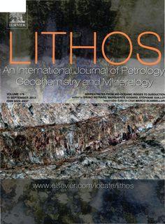 Публикации в журналах, наукометрической базы Scopus  Lithos #Lithos #Journals #публикация, #журнал, #публикациявжурнале #globalpublication #publication #статья
