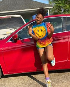 Bad And Boujee Outfits, Cute Tomboy Outfits, Cute Little Girls Outfits, Baddie Outfits Casual, Swag Outfits For Girls, Teen Girl Outfits, Cute Summer Outfits, Teen Fashion Outfits, Cute Girls