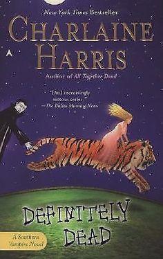 Sookie Stackhouse/True Blood: Definitely Dead 6 by Charlaine Harris (Paperback)