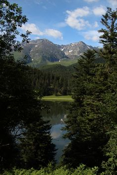 LAC PAYOLLE -HAUTES-PYRENEES